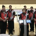 Boys Bowlers Battle Ben Davis