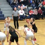 Lady Raiders Beat Saints