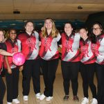 Lady Raiders Bowlers Vs. Brownsburg