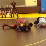 Wrestlers Win Triple Duel At Speedway