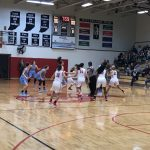Girls B-Ball Home Win; Honors St. Malachy 4th Grade Championship