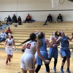 Lady Raiders Victorious In ICC Play
