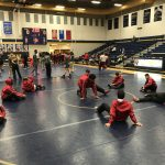 Wrestling Has Good Showing At Tri-West