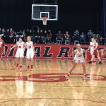 Girls BBall Goes 1-1 In City Tourney