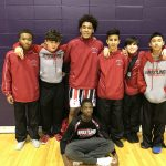 Wrestling Finishes The Year Strong