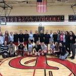 Lady Raiders Alumni Basketball Game