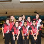 Girls Bowlers in Sectionals