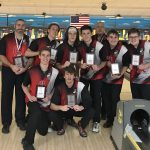 Boys Bowling Conference And Sectional Competition