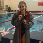 Blake Competes At AAU Diving Nationals