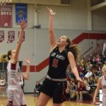 Girls B-Ball Wins Season Opener