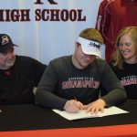 Giebel Signs With UIndy