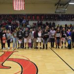 Senior Night: Big Win For Raiders Heading Into Sectionals