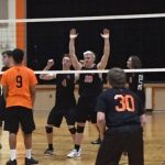 Volleyball Opens Season With A Win At Beech Grove