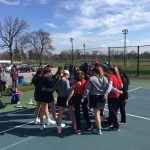 Girls Tennis Beats Warren Central 3-2