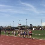 Runners In Eastern Relays