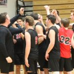 Boys Volleyball Finishes Season At Sectionals