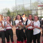 Softball Team Rolling
