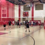 Raiders Volleyball Compete In Metro
