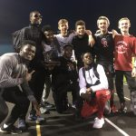 Track In ICC Championship; Boys Win