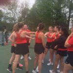 Girls Tennis Wins 5-0