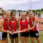 Girls Track Team Heads To Sectionals