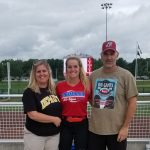 Jenna Purichia In North-South All-Star Game