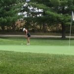 Girls Golf Competes In First Match