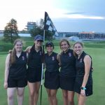 Girls Golf Beats Rival Speedway