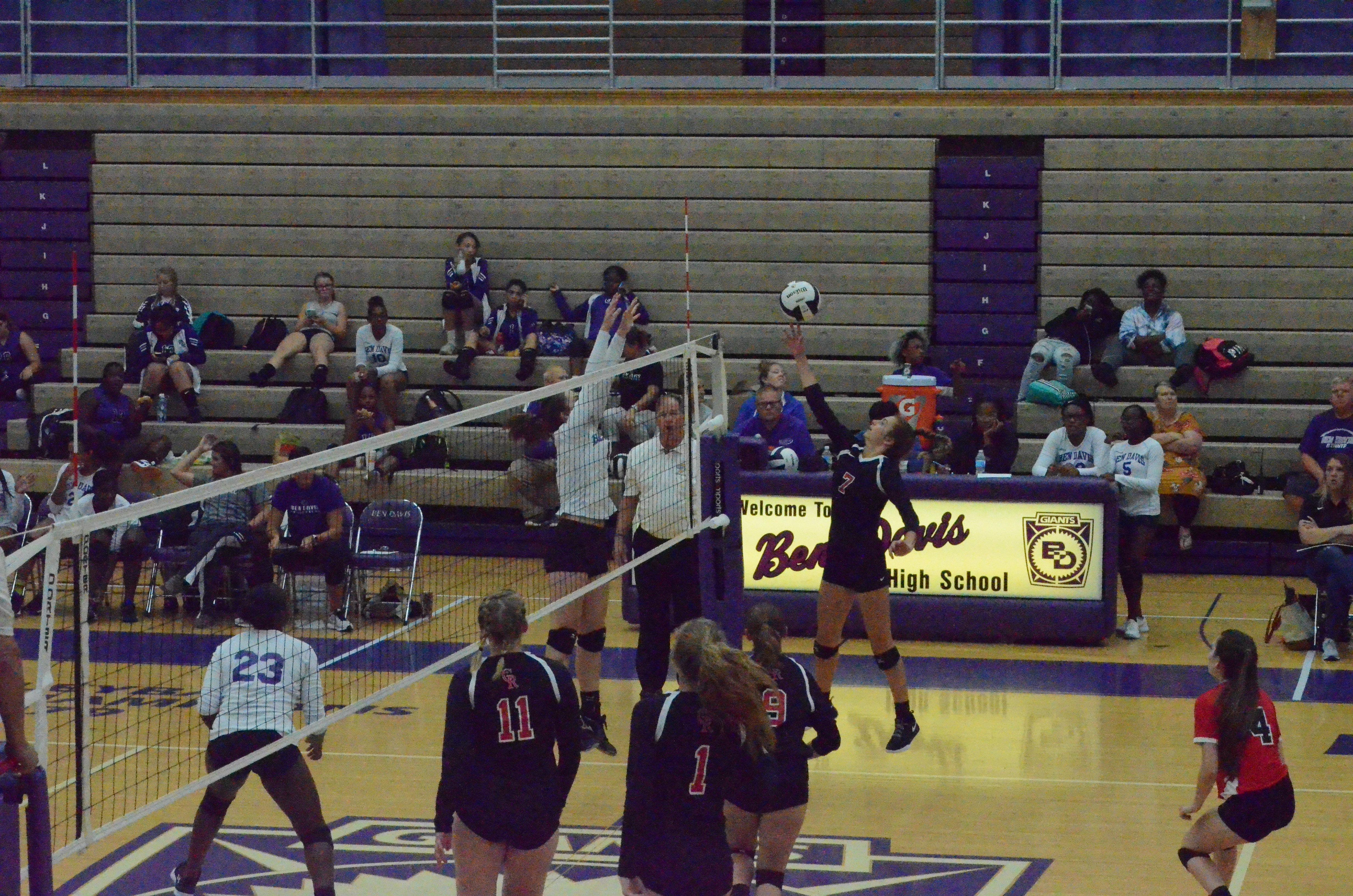 Volleyball Beats Ben Davis