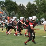 Football Opens Up Season With Home Opener