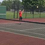 Tennis Falls To Covenant Christian