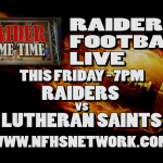 Football Game At Lutheran To Be Aired On NFHS