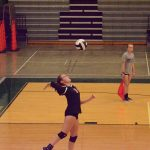Volleyball Begins ICC Play 1-0