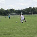 Soccer Beats Rival Speedway