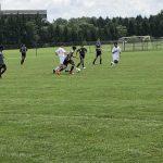 JV Soccer Ties Danville