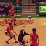 Raider Volleyball In ICC Play