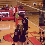 Volleyball Wins Another In ICC Play