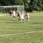 Girls Soccer Blazes Trail Against University
