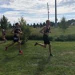 Raiders XC Rules The Course