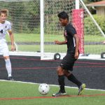 Raiders Soccer Beats Bishop Chatard
