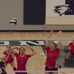 Lady Raiders Volleyball At Home