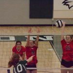Girls Volleyball Heads To Zionsville