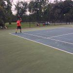 Raiders Tennis At ICC Tourney