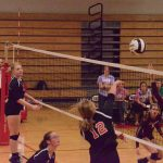 Volleyball Takes On ICC Foe Speedway