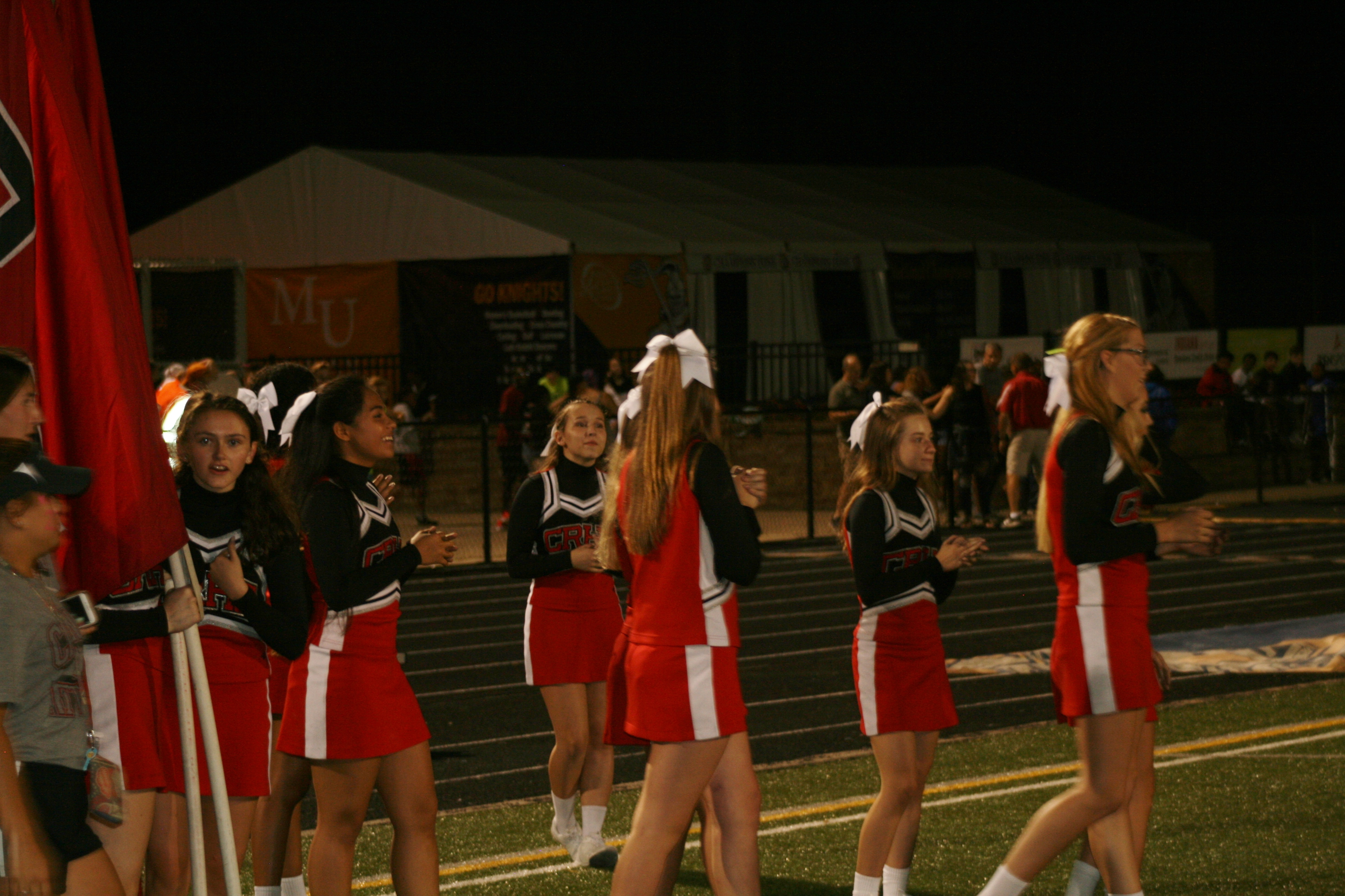 Watch Cheer Team On Channel 13 This Friday