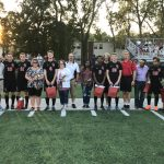 #5 Boys Soccer Undefeated In ICC; Beat Scecina On Senior Night