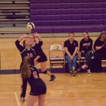 V-Ball Travels To Guerin