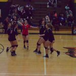 Girls Volleyball Season Comes To An End