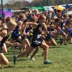 Raiders Runners At Huntington Invite; Stamm Breaks School Record