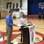 Christina Troll Wins Scholarship
